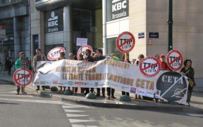 """La province de Luxembourg se déclare """"hors TTIP"""""""
