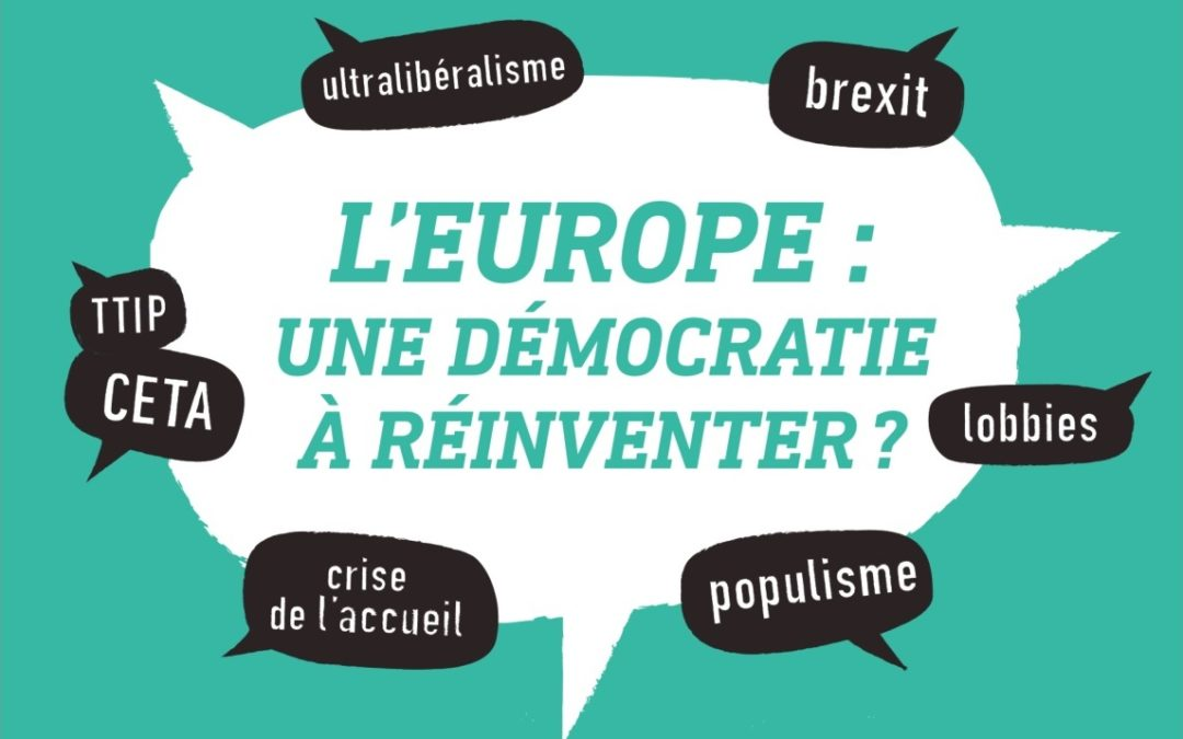 L'Europe: une démocratie à réinventer? A Virton
