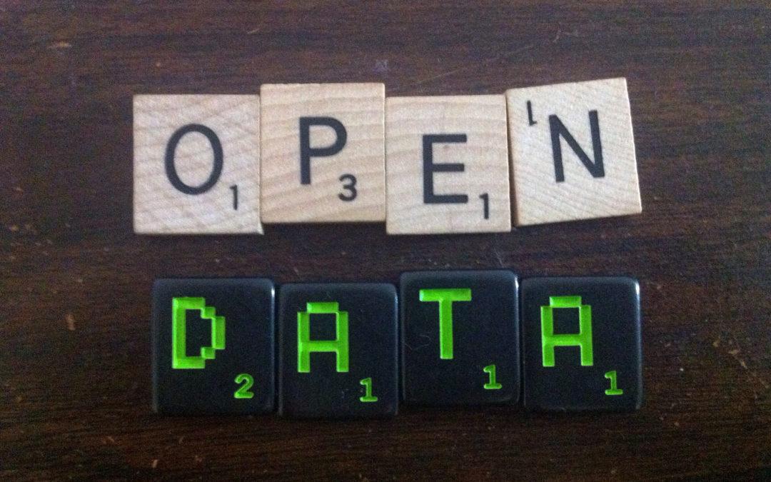La province, le RGPD et sa stratégie numérique – à quand l'open data ?