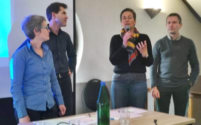 Ecolo Luxembourg désigne ses têtes de liste à la Région et à la Chambre