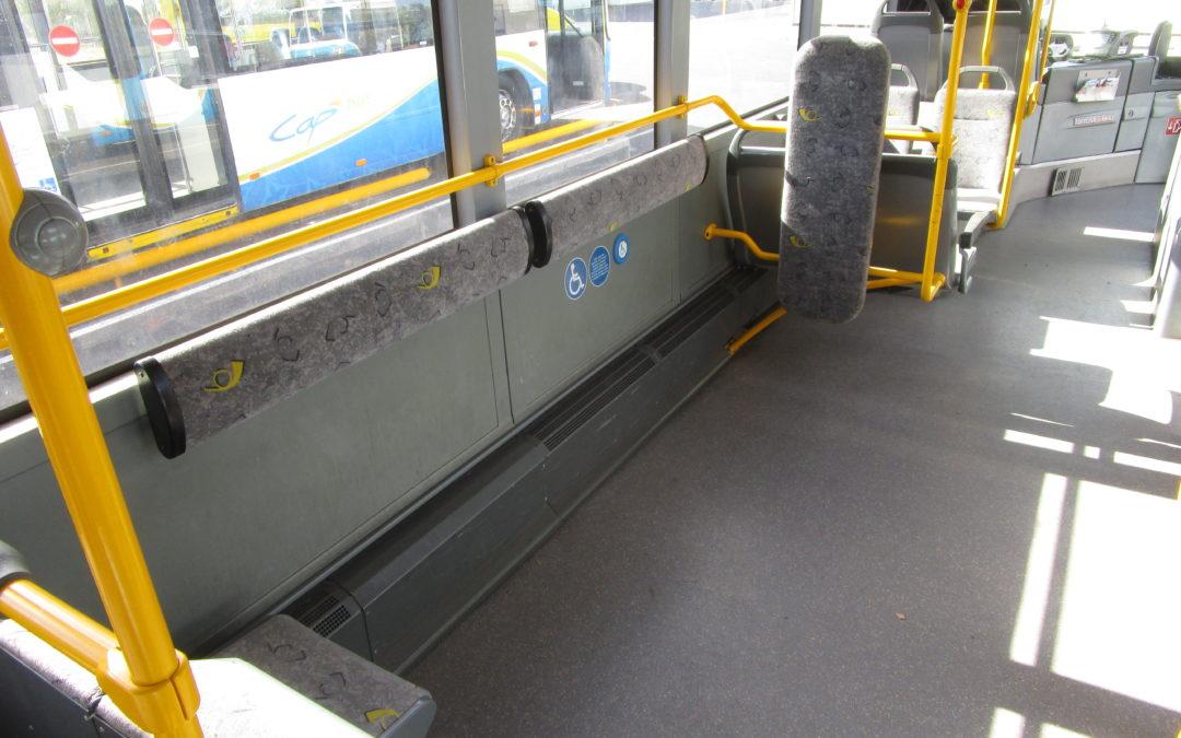 Le transport scolaire de jeunes en situation de handicap en Province de Luxembourg