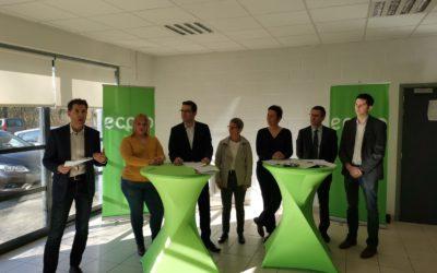 Élections fédérales, régionales et européennes du 26 mai 2019 – Ecolo au cœur du changement