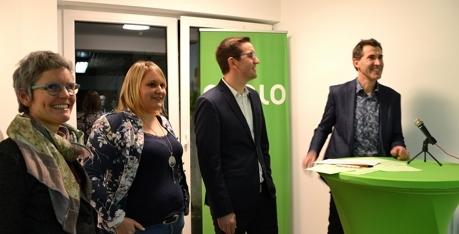 Présentation des vœux 2020 d'ECOLO Luxembourg